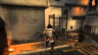 Prince of Persia: The Two Thrones Walkthrough Part 1