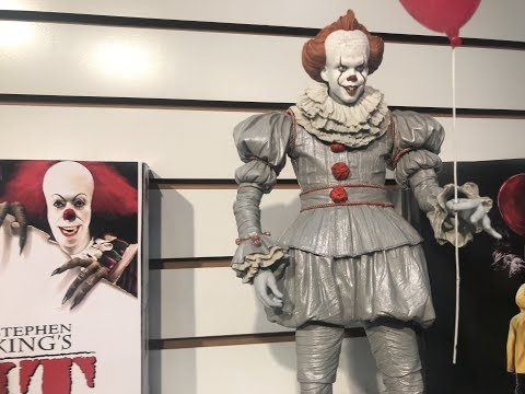 New York Toy Fair 2018 NECA Walkthrough