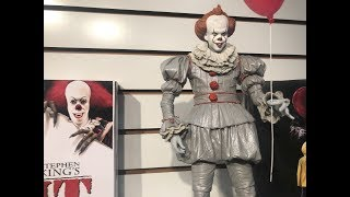 New York Toy Fair 2018 NECA Walkthrough