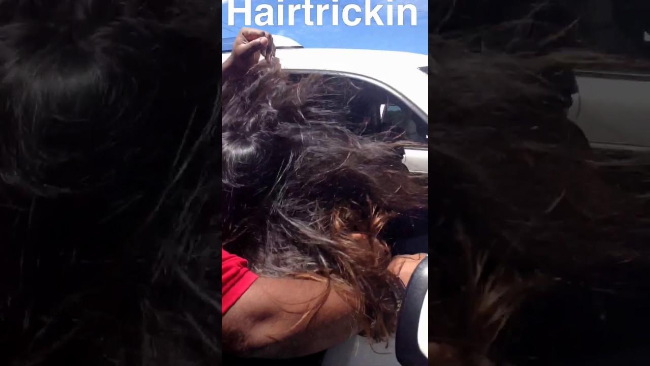 Hair Tricks at David Loud Car Audio