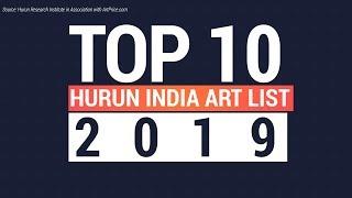 Hurun Report India's First Edition Of Hurun India Art List