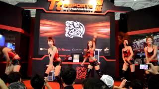 2012台北國際電腦展~曜越