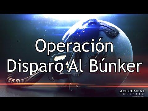 Ace Combat Infinity en Español   Misión 8   Operación Disparo Al Búnker