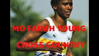 Mo Farah Young Cross country 10K 2005