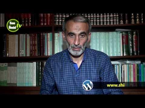 Hacı Əhliman Ramazan sohbetleri ( Halal Ruzi)