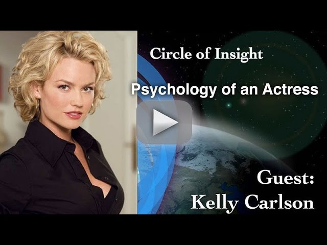 The Psychology of An Actress