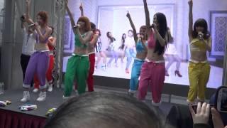 2014/02/22 Weather Girls 台灣台北華山迷你演唱會Tomorrow World