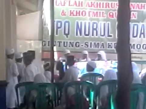 TPQ Nurul Huda Sima Gintung Moga Pemalang