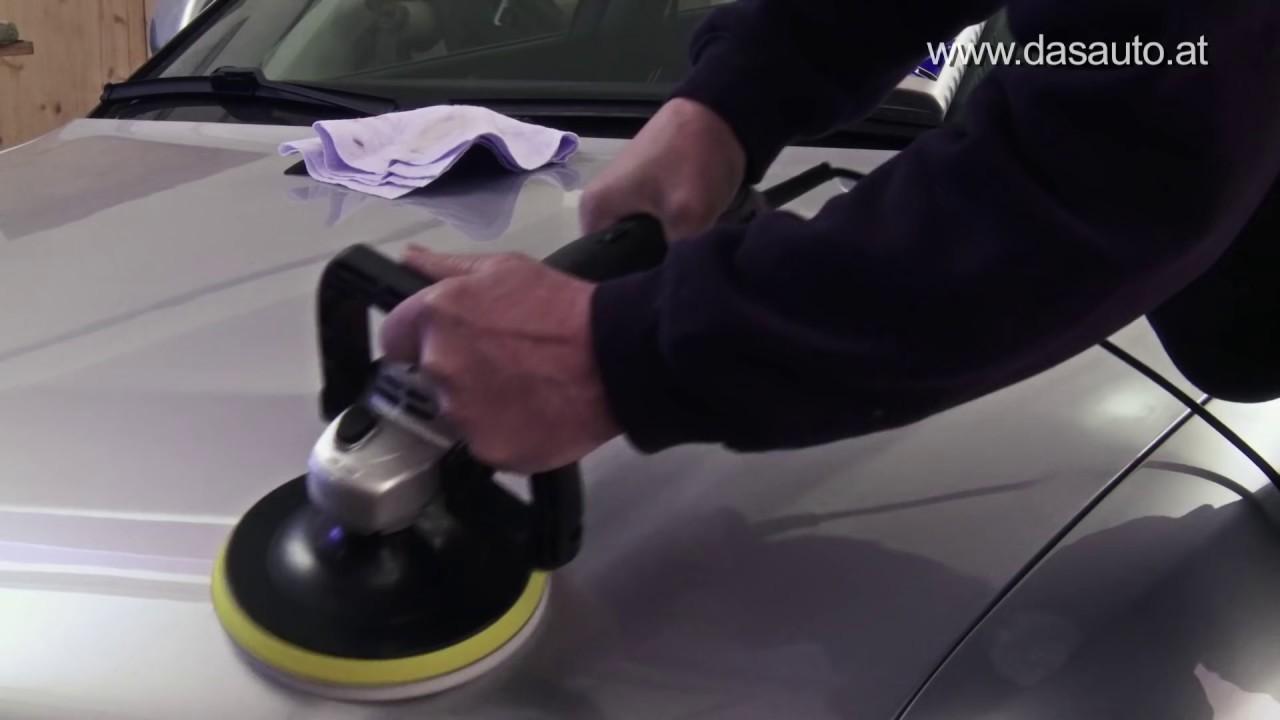easy repair - spotrepair, teillackierung an der motorhaube mit