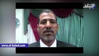 بالفيديو.. نائب رأس سدر: تشغيل المنطقة الصناعية في أبو زنيمة من أولوياتي