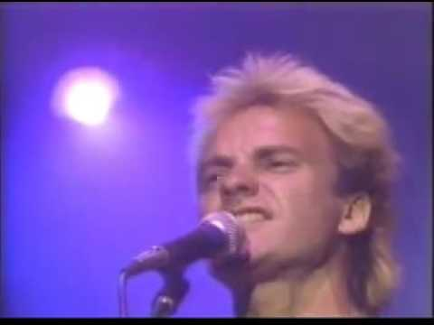 The Police - Synchronicity Concert (1983)