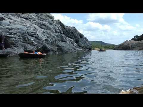 Hogenakkal fall tamilnadu on kavery river