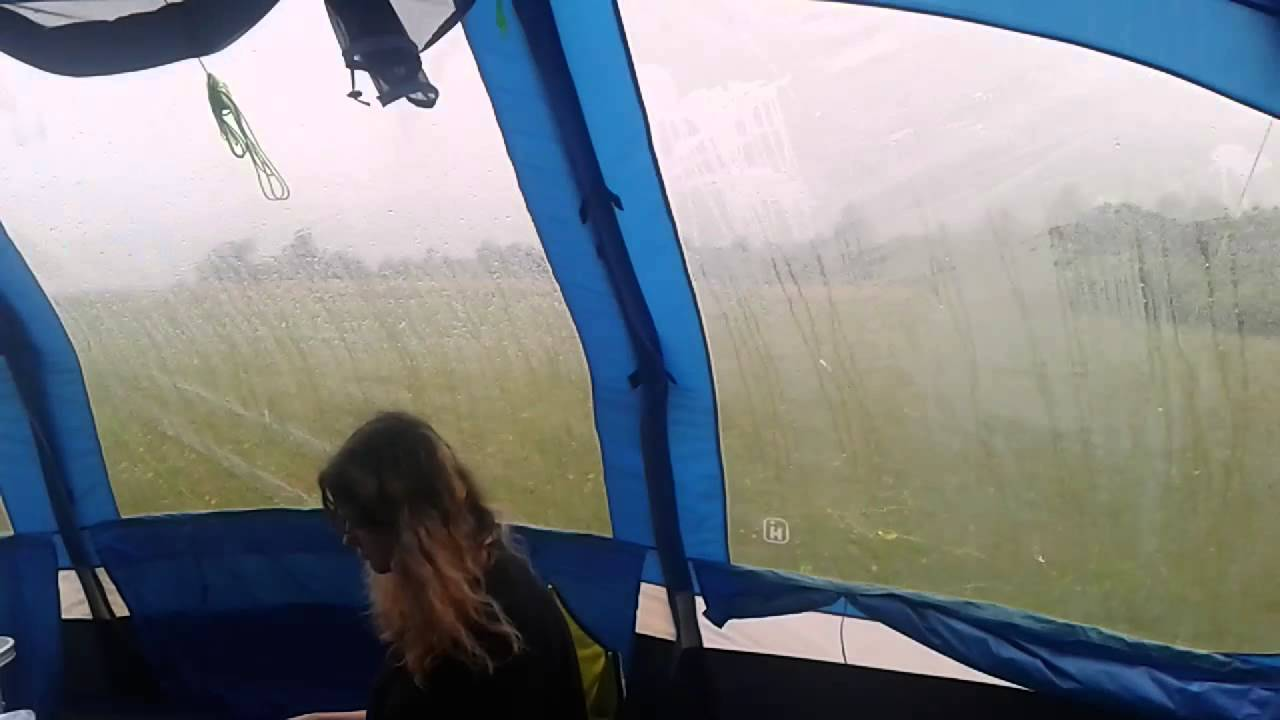 go outdoors frontier 8 man tent in aa sthunder youtube. Black Bedroom Furniture Sets. Home Design Ideas