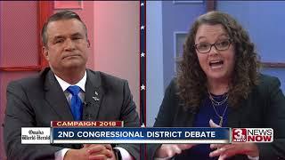 Midterms 2018: Bacon, Eastman debate health care