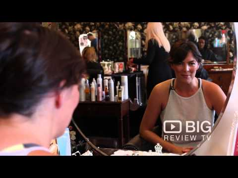 Hair & Beauty | Vintage Hairess | Inglewood | WA | Big Review TV  | Gold