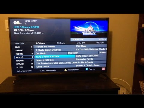 TWC Enhanced DVR Review - Time Warner Cable