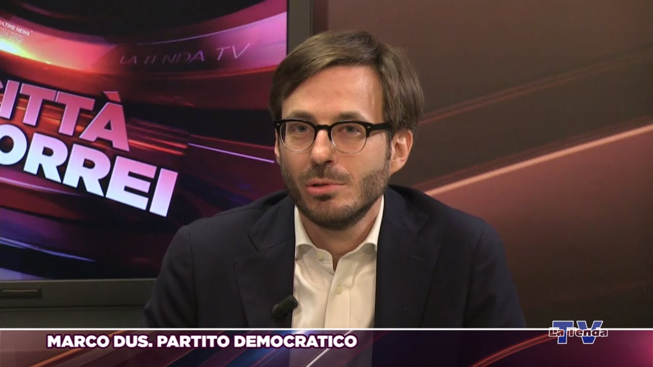 La città che vorrei 2019 - Marco Dus - Partito Democratico