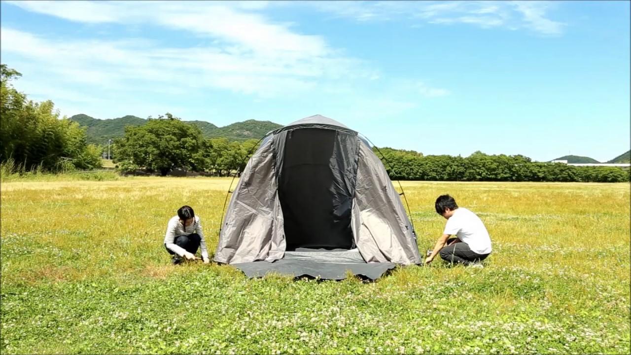 キャンプ クイック