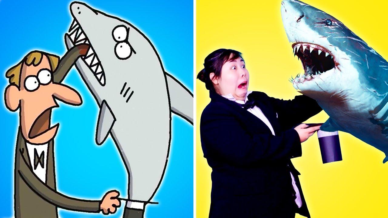 Cartoon Box Catch Up Parody #13 | BEST of Cartoon Box | Hilarious Cartoon | Frame Order Favorites