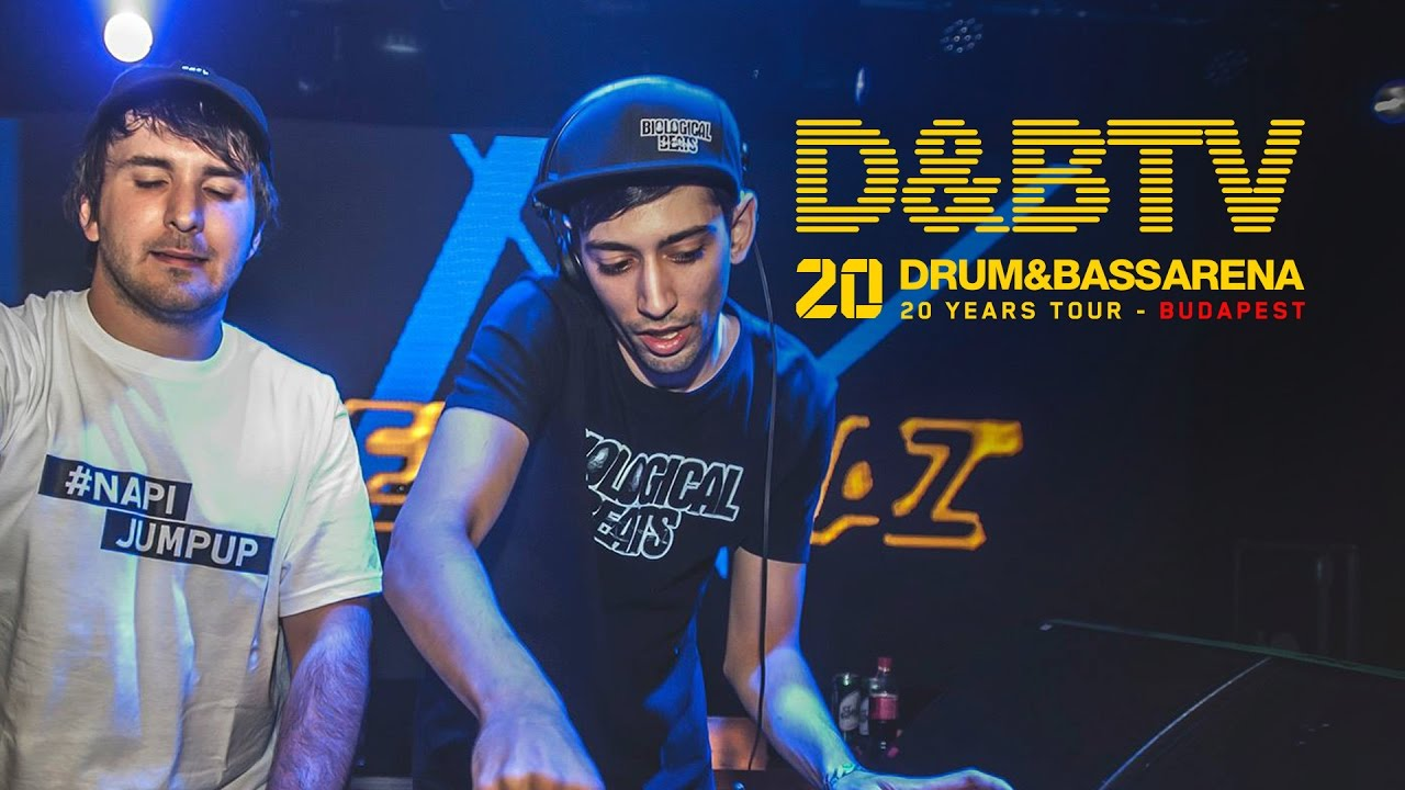 Drum&BassArena 20 Years Tour Budapest - Puppetz