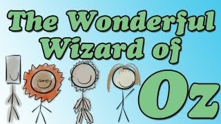 The Wonderful Wizard of Oz by L. Frank Baum (Review) - Minute Book Report