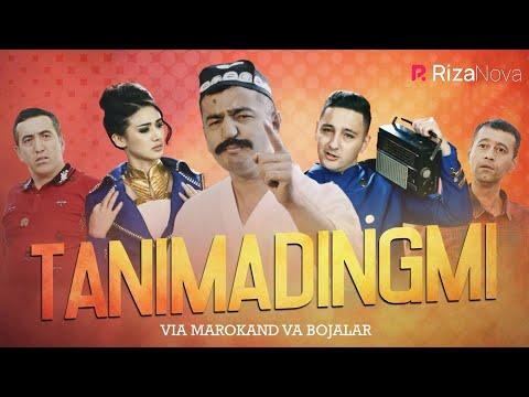 Bojalar Va VIA Marokand - Tanimadingmi   Божалар ва ВИА Мароканд - Танимадингми