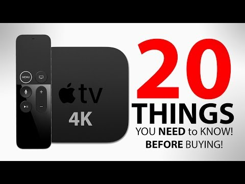 Apple TV 4K  20 Things You Need to Know!
