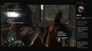 Drunken Gaming - Assassins creed - Freedom Cry