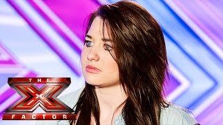 Chloe Hedley sings Mariah Carey's Hero | Room Auditions Week 2 | The X Factor UK 2014