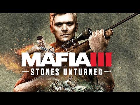 Mafia 3 Stones Unturned All Cutscenes (Game Movie) Full Story HD