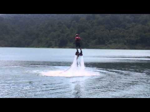 Flyboard Tours On Lake Arenal Costa Rica