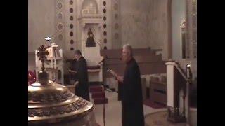 Άσπιλε  Chanted by John Kritikos & Haralambo Pitsilidis at St. Spyridon Cathedral Worcester