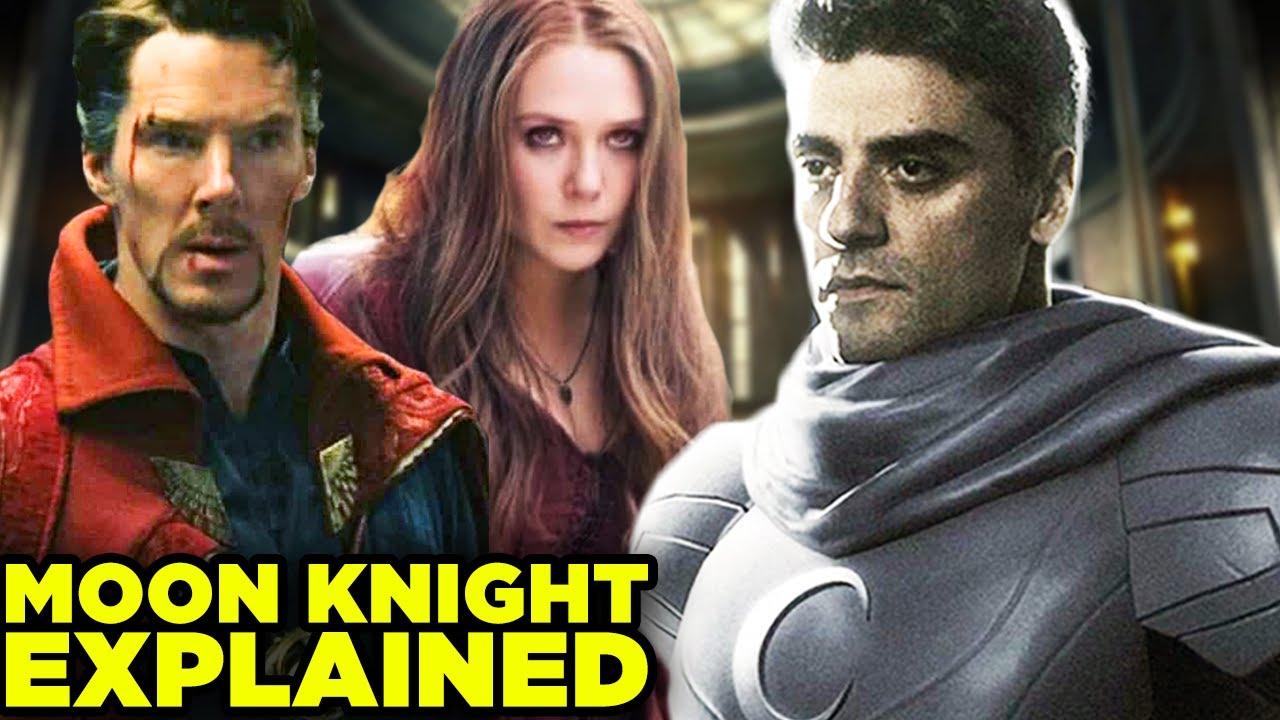 Marvel Moon Knight Oscar Isaac Confirmed! WandaVision Phase 4 Timeline!