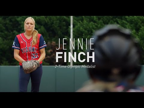 The Pursuit of Mastery | Jennie Finch - YouTube