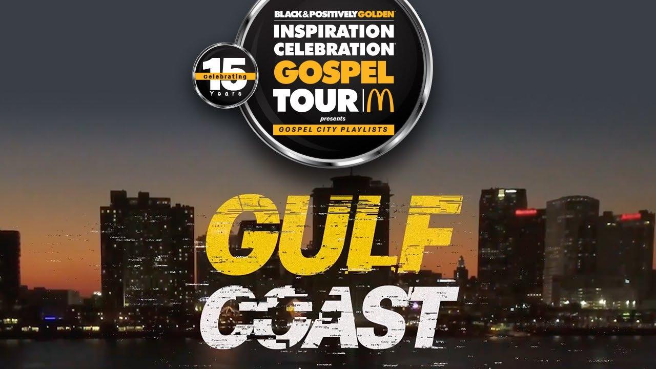Download 15th Annual McDonald's Inspiration Celebration Gospel Tour - Gulf Coast