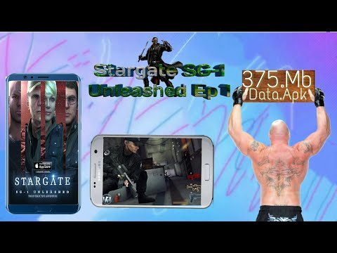 Stargate SG-1 Unleashed Ep 1 Android Game HD Graphics ||Obb. Apk|| Gameplay Proof ||best Story ||