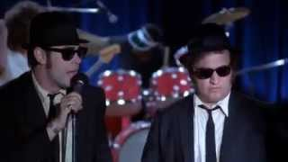 Blues Brothers, Sweet Home Chicago Movie Scene