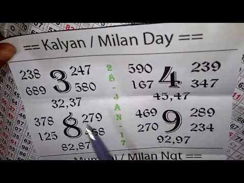 Satta Matka Tricks & Today Special Chart | Matka.Org