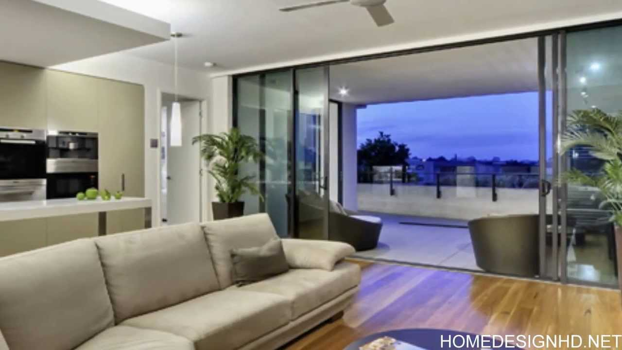 Riverside Apartment in Brisbane Showing Off a Resort-Like Lifestyle