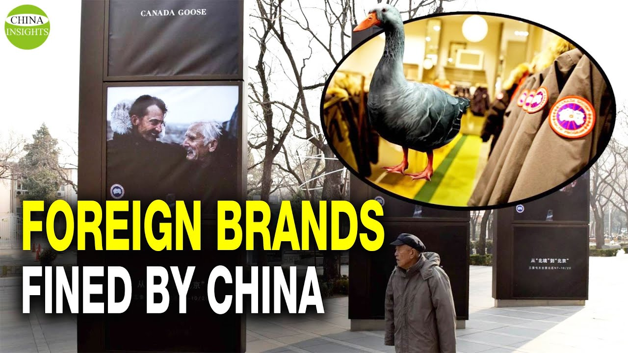 'The moon isn't rounder in foreign countries': China's regulatory storm against international brands