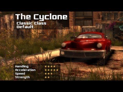 FlatOut 3: Chaos & Destruction - The Cyclone |