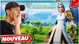 LIVE FORTNITE FR [FACECAM]   NOUVEAU SKIN ARCHANGE !!! GAMES ABOS !!!