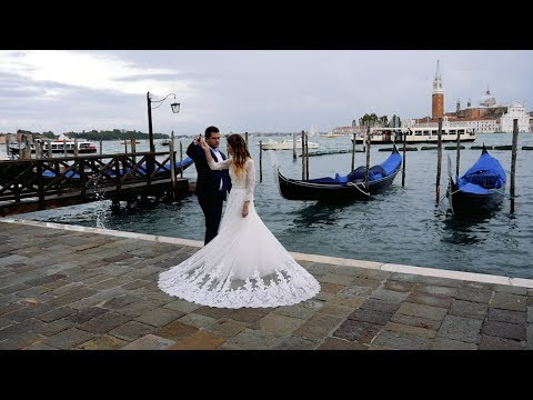 Love in Venice - The most beautiful Wedding Film, Venice Italy