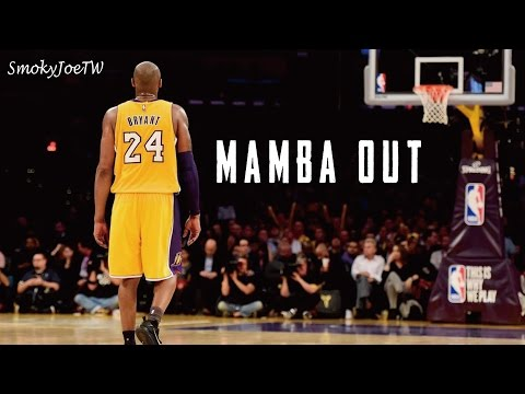 "Kobe Bryant - ""Mamba Out"""