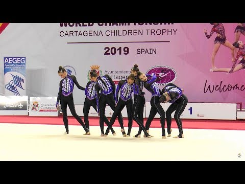 Janika Elite Team - GC Janika (EST) | IFAGG World Championships Senior Cartagena 2019 | FINAL