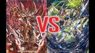 [MeeKhao] Cardfight Vanguard - Hole 208 Link Joker (Chaos) VS Aqoa Force (Thavas) thumbnail
