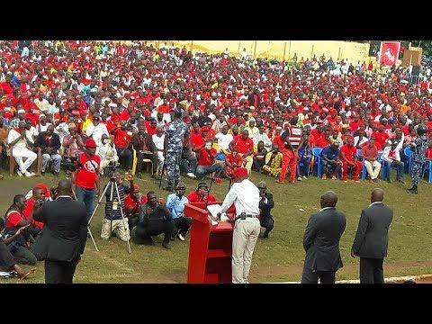 Togo: Intégralité du discours historique de Tikpi Atchadam au stade d'Agoé le 2 Juillet 2017