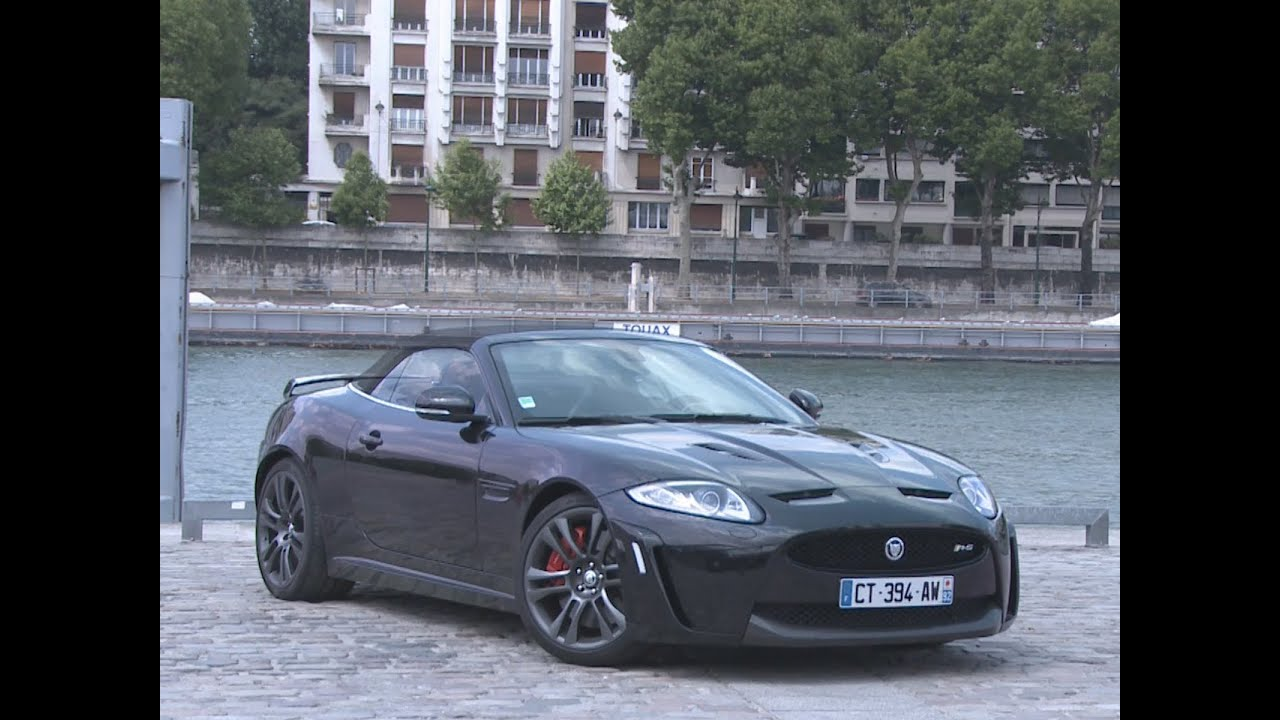 essai jaguar xkr s cabriolet 2013 youtube. Black Bedroom Furniture Sets. Home Design Ideas