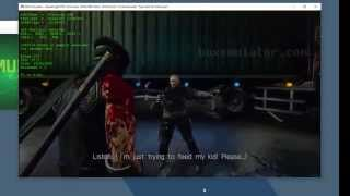 Ninja Gaiden 3 PC gameplay and setup on BoxEmulator (Xbox 360 Emulator) 1.04
