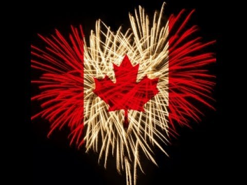 HAPPY CANADA DAY 2017 FIREWORKS :D